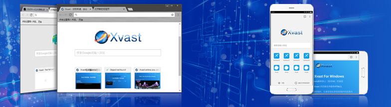 Customize Xvast Chrome Browser