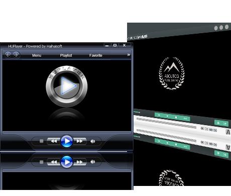 Customize HUPlayer, Video Encryption Software, Digital Copyright