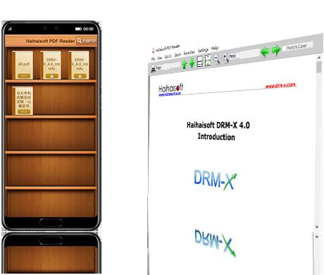 Haihaisoft Reader For Mac full screenshot