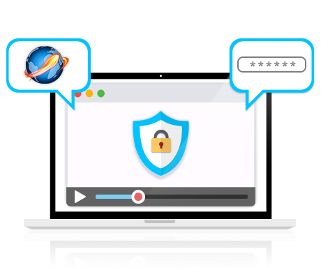 Video DRM Copy Protection  Audio MP3, Video MP4, WebM