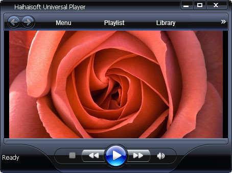 Full Haihaisoft Universal Player screenshot